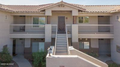 Oro Valley Condo Active Contingent: 655 W Vistoso Highlands Drive