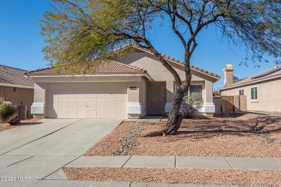 Oro Valley Single Family Home Active Contingent: 13253 N Lost Artifact Lane