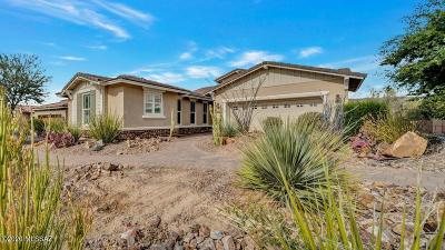 Marana Single Family Home For Sale: 7320 W Cactus Flower Pass