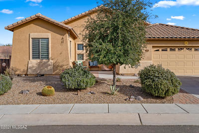 Sahuarita Single Family Home Active Contingent: 300 N Oak Tree Canyon Loop