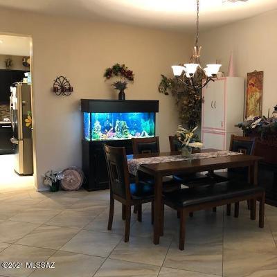 Sahuarita Single Family Home Active Contingent: 1020 E Empire Canyon Lane
