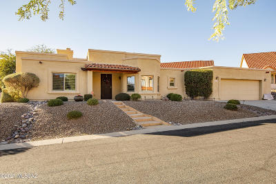Oro Valley Single Family Home Active Contingent: 10951 N Saint Georges Loop