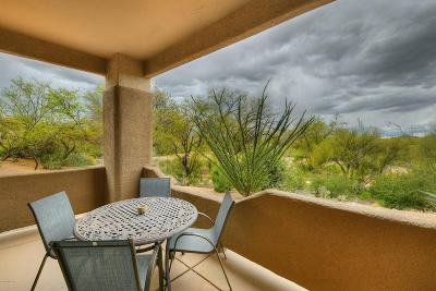 Oro Valley Condo Active Contingent: 655 W Vistoso Highlands Drive #125