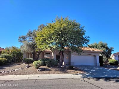 Oro Valley Single Family Home For Sale: 14747 N Burntwood Drive
