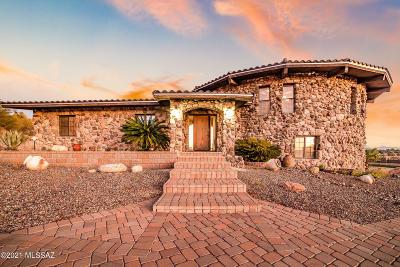 Tucson Single Family Home For Sale: 4326 E River Road