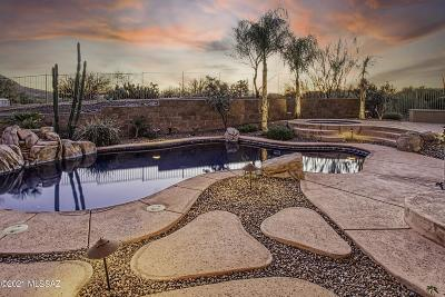 Oro Valley Single Family Home Active Contingent: 11533 N Copperbelle Place