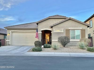 Marana Single Family Home For Sale: 11068 W Fountain View Drive