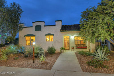 Tucson Single Family Home For Sale: 503 E Historic Street
