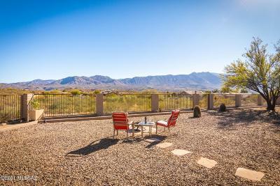 Tucson Single Family Home For Sale: 63950 E Greenbelt Lane