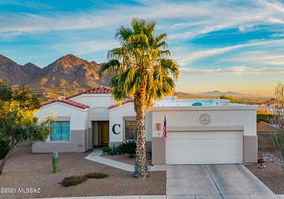 Oro Valley Single Family Home Active Contingent: 415 W Windowmaker Road