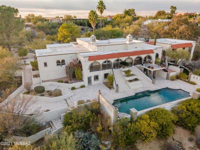 Tucson Single Family Home For Sale: 8310 N Rose Marie Lane
