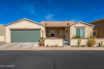 Sahuarita Single Family Home For Sale: 1150 W Caminito Mio
