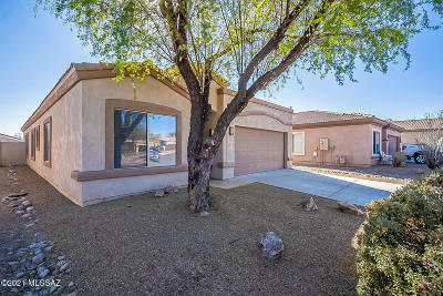 Sahuarita Single Family Home Active Contingent: 146 E Corte Rancho Dorada