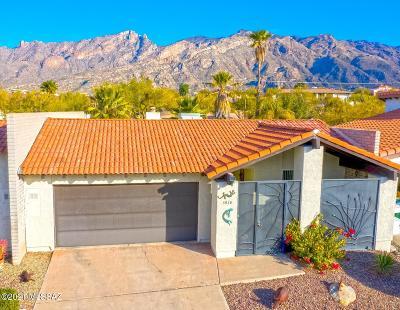 Tucson Townhouse Active Contingent: 5938 N Placita Del Conde