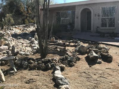 Tucson Single Family Home Active Contingent: 110 N Bonanza Avenue