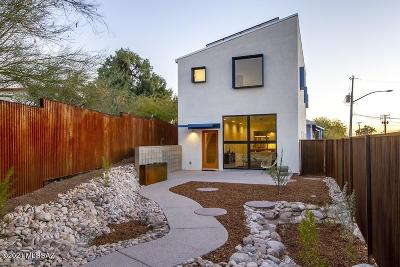 Tucson Single Family Home For Sale: 485 W 18th Street