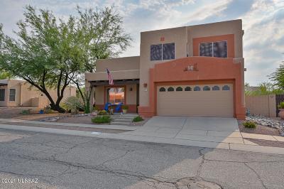 Tucson Single Family Home Active Contingent: 771 N Hearthside Lane