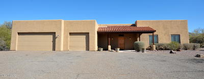 Tucson Single Family Home Active Contingent: 4778 S Paseo Melodioso