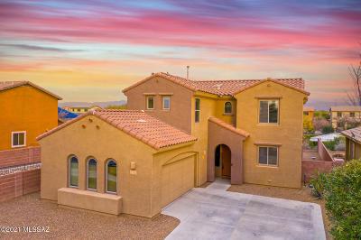 Marana Single Family Home For Sale: 12910 N Fox Hollow Drive