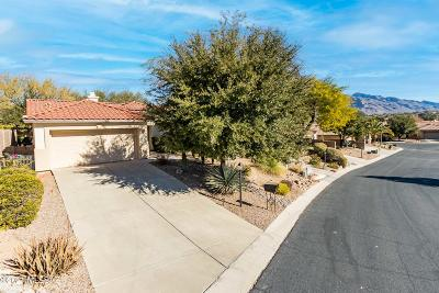 Tucson Single Family Home Active Contingent: 2480 W Tom Watson Drive