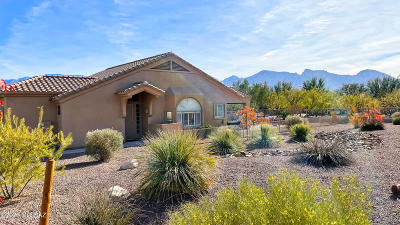 Oro Valley Townhouse Active Contingent: 13401 N Rancho Vistoso Boulevard #46