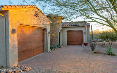 Tucson Single Family Home Active Contingent: 11680 N Palawan Place