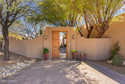 Tucson Single Family Home For Sale: 8571 E Hillwood Lane