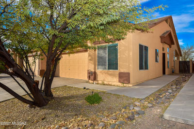 Tucson Townhouse Active Contingent: 2057 E Calle Arroyo Lindo