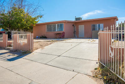 Tucson Single Family Home Active Contingent: 117 W Eric Street