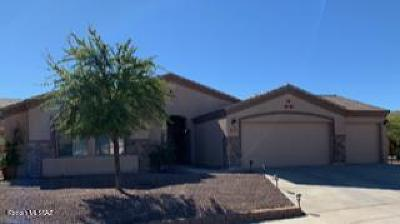 Tucson Single Family Home Active Contingent: 10130 E Corte Madera Fina