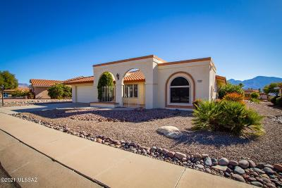 Oro Valley Single Family Home Active Contingent: 1434 E Bright Angel Drive