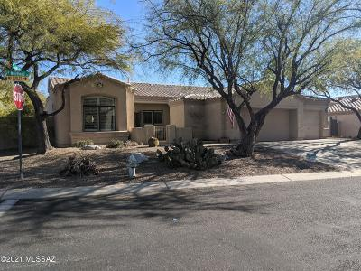 Oro Valley Single Family Home For Sale: 1980 W Muirhead Loop