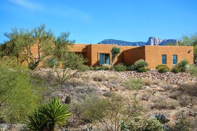 Tucson Single Family Home For Sale: 12068 N Sliding Rock Place