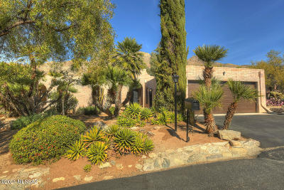 Tucson Townhouse For Sale: 4737 E Quail Creek Place