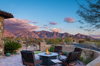 Oro Valley Single Family Home For Sale: 384 W Echo Point Place