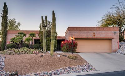 Tucson Single Family Home Active Contingent: 5259 N Via Velazquez