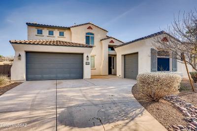 Sahuarita Single Family Home For Sale: 448 E Via Puente Lindo