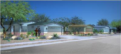 Tucson Single Family Home For Sale: 1423 N Riverview Boulevard