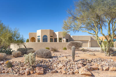 Oro Valley Single Family Home For Sale: 12047 N Copper Spring Trail