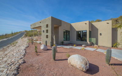 Tucson Single Family Home For Sale: 4131 N Sunset Cliff Drive