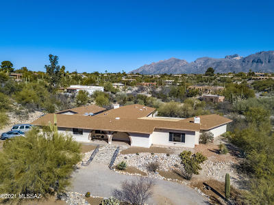Tucson Single Family Home For Sale: 1331 E Sobre Lomas