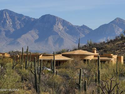 Oro Valley Single Family Home For Sale: 14521 N Shaded Stone Place