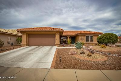 Oro Valley Single Family Home For Sale: 2443 E Agapanthus Street