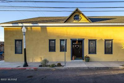 Tucson Single Family Home For Sale: 158 W Franklin Street