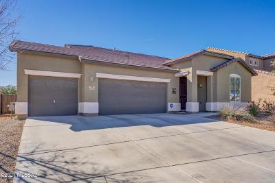 Marana Single Family Home Active Contingent: 12545 N Green Oak Drive