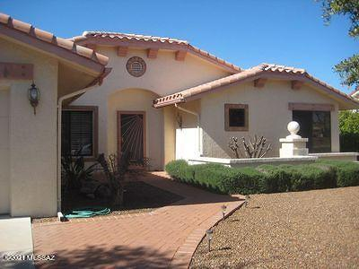 Oro Valley Single Family Home Active Contingent: 14651 N Spanish Garden Lane