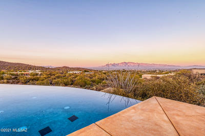 Tucson Single Family Home For Sale: 5030 W Saguaro Cliffs Drive