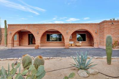 Tucson Single Family Home For Sale: 6820 N Solaz Primero