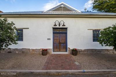 Tucson Single Family Home For Sale: 459 S Convent Avenue