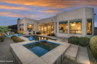 Marana Single Family Home For Sale: 12446 N Fallen Shadows Drive